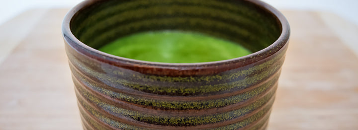 Matcha and Caffeine, Revisited