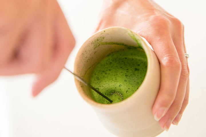 How to Ditch Coffee Using Matcha