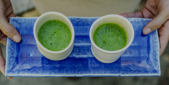 Omotenashi and Matcha