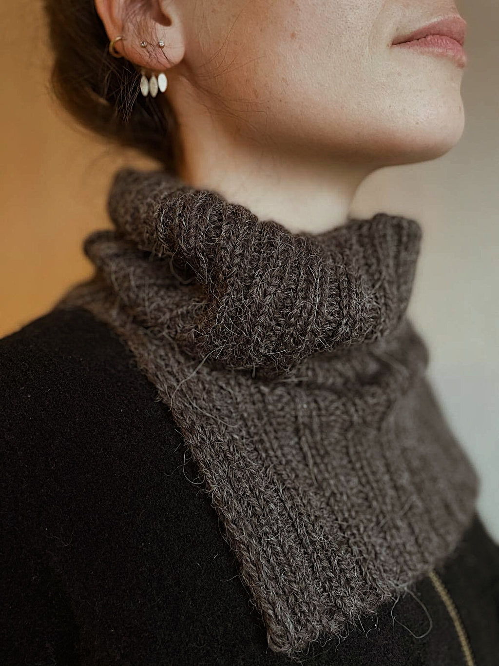 Simple Neckwarmer - dansk