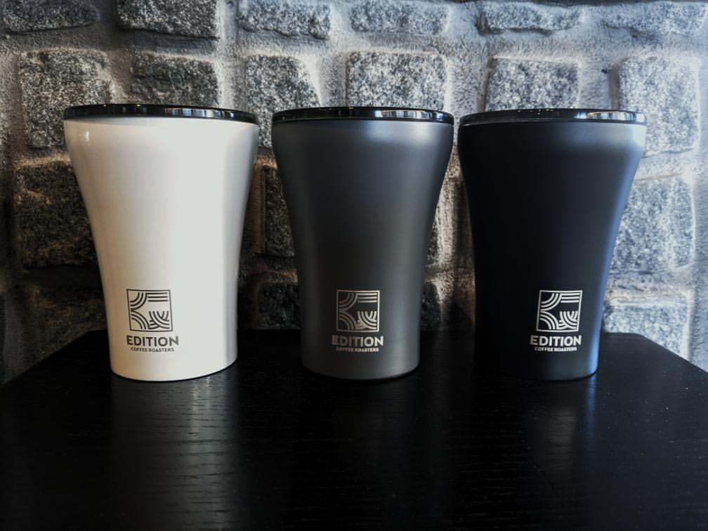 Sttoke Ceramic Reusable Cup - 8oz