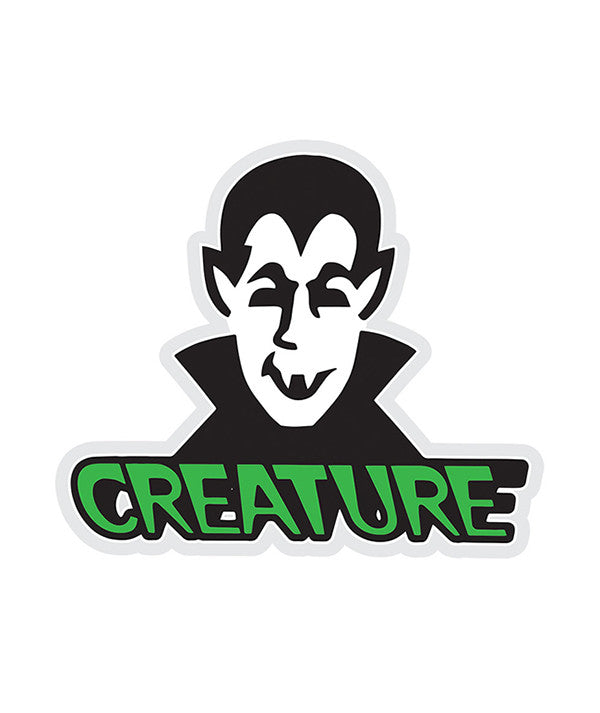 Creature Vamp Sticker