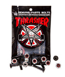 Independent x Thrasher Collab Hardware 1 inch Phillips/ stjerne 8 stk