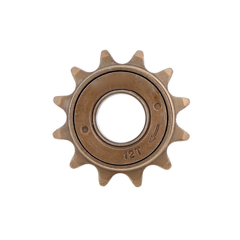 12T Teeth 18MM 34MM Single Speed Freewheel Flywheel Sprocket Gear Bicycle Accessories