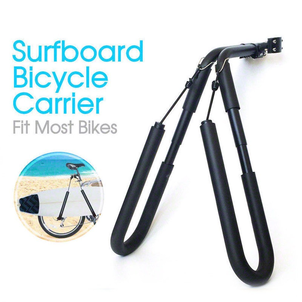 AU Stocks Surfboard Bicycles Carrier Rack Bike Skimboard New Side Kiteboard Holder