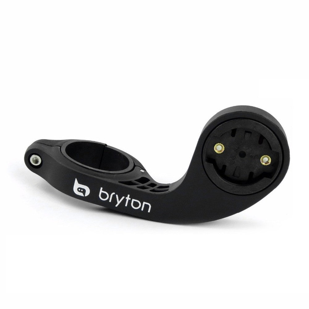 Out Front Bike Mount Holder Bicycle Computer Mount 25.4mm and 31.8mm Handlebars Bike Handlebar Mount Handle Bar Computer Mount for Bryton Rider one/Rider 10/Rider   310/Rider 100/Rider 330/Rider 405/Rider 410/Rider 450/Rider 530 bike computer