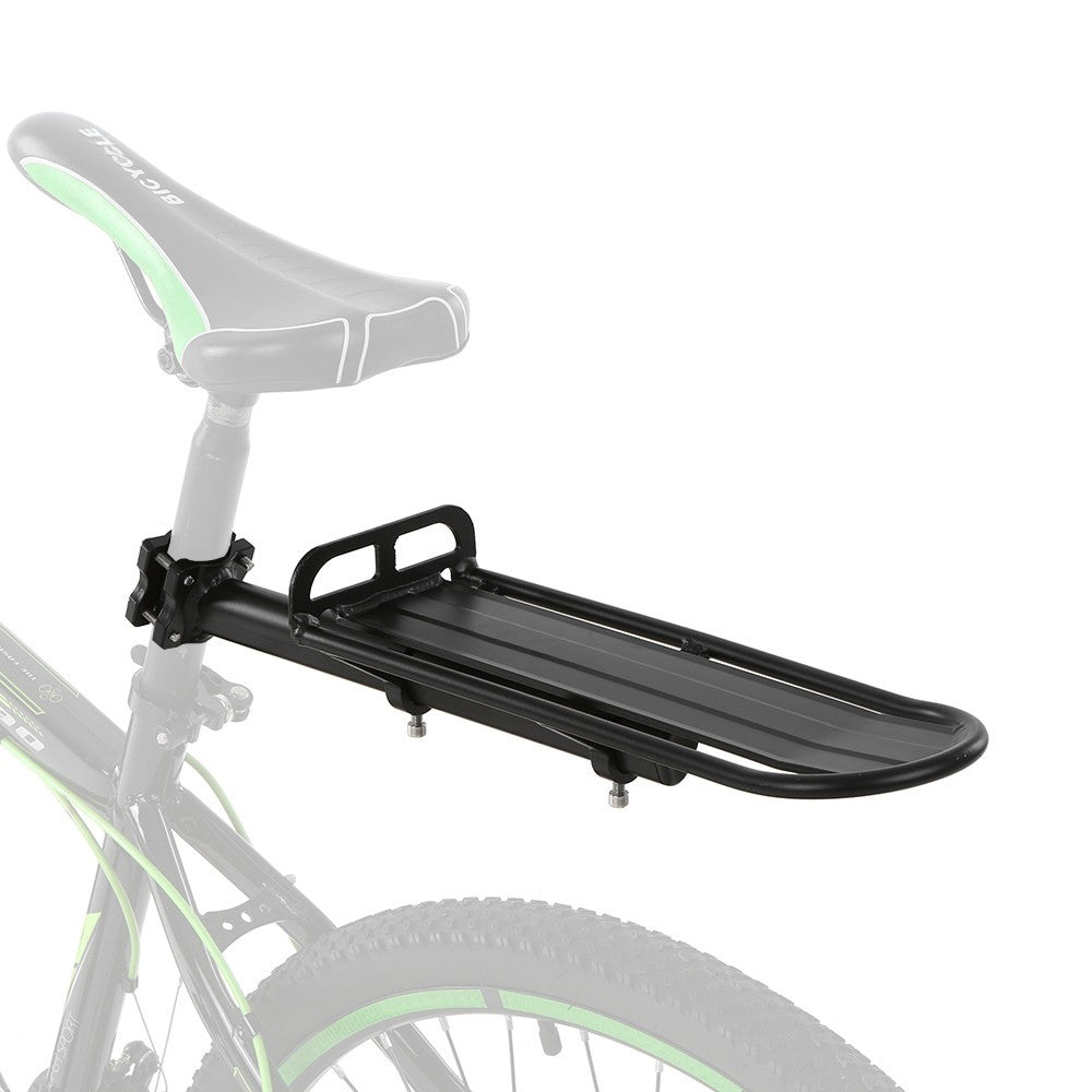Retractable Aluminum Alloy Bike Mount Bicycle Rear Seat Post Rack Bicycle Pannier Luggage Cargo Carrier Rack