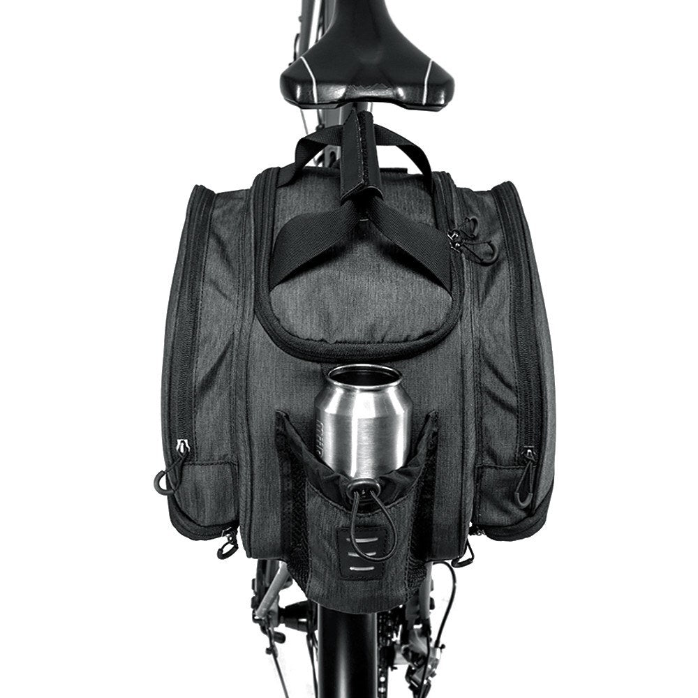 Bike Rack Bag Waterproof Cycling Bike Rear Seat Bag Bike Trunk Cargo Pack Road Bike Carrier Bag