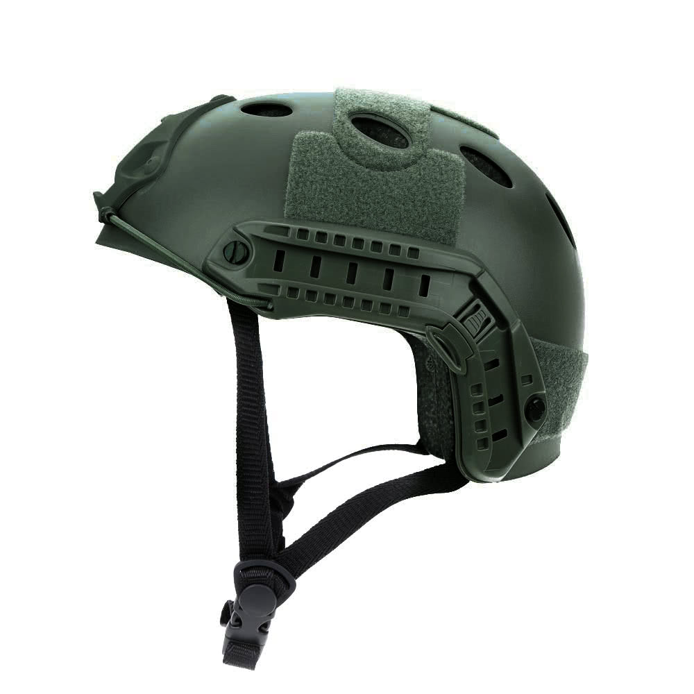 Outdoor Helmet CS Airsoft Paintball Base Jump Protective Helmet