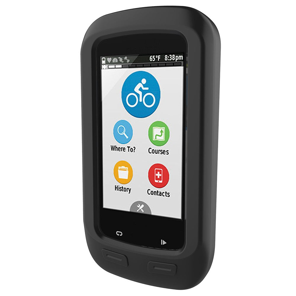 Silicone Protective Case For Garmin Edge 1000 Replacement Soft Silicone Bike Computer  Accessory