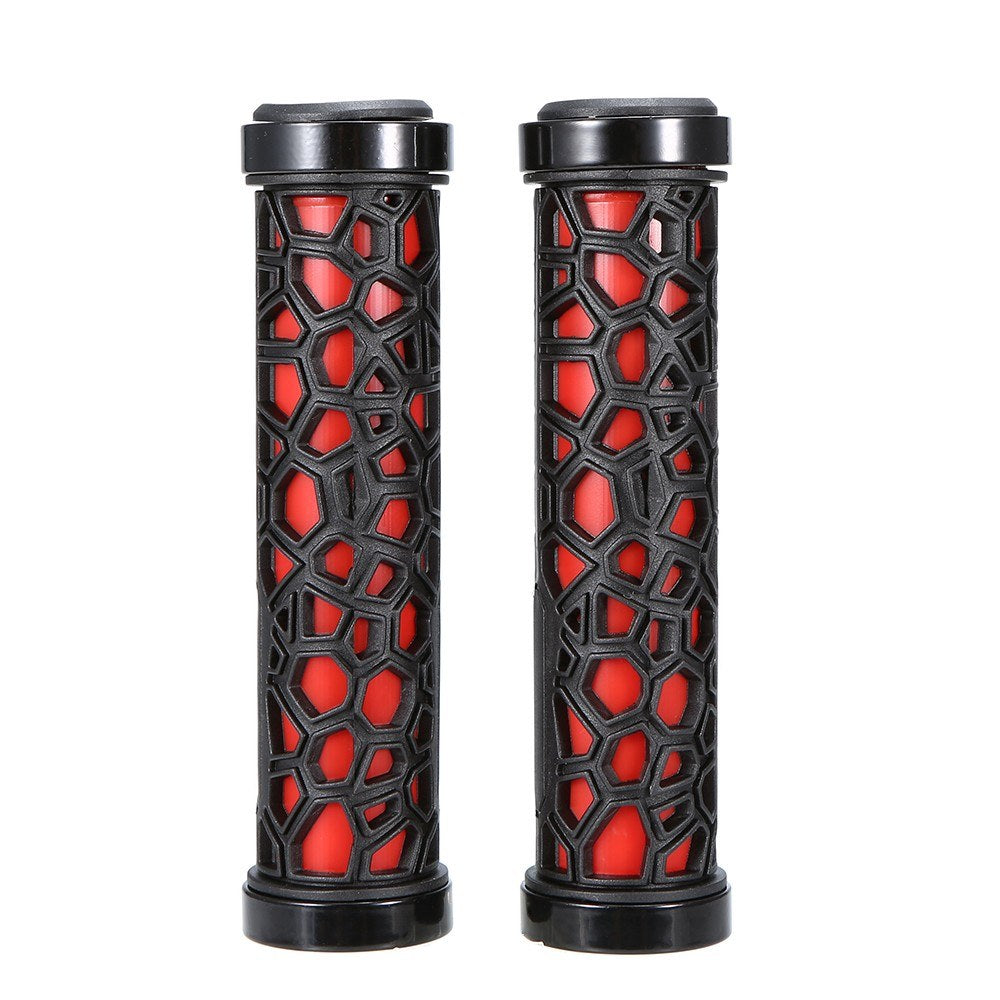 Bicycle Handlebar Grips Anti-slip Rubber Handle Bar End Grips