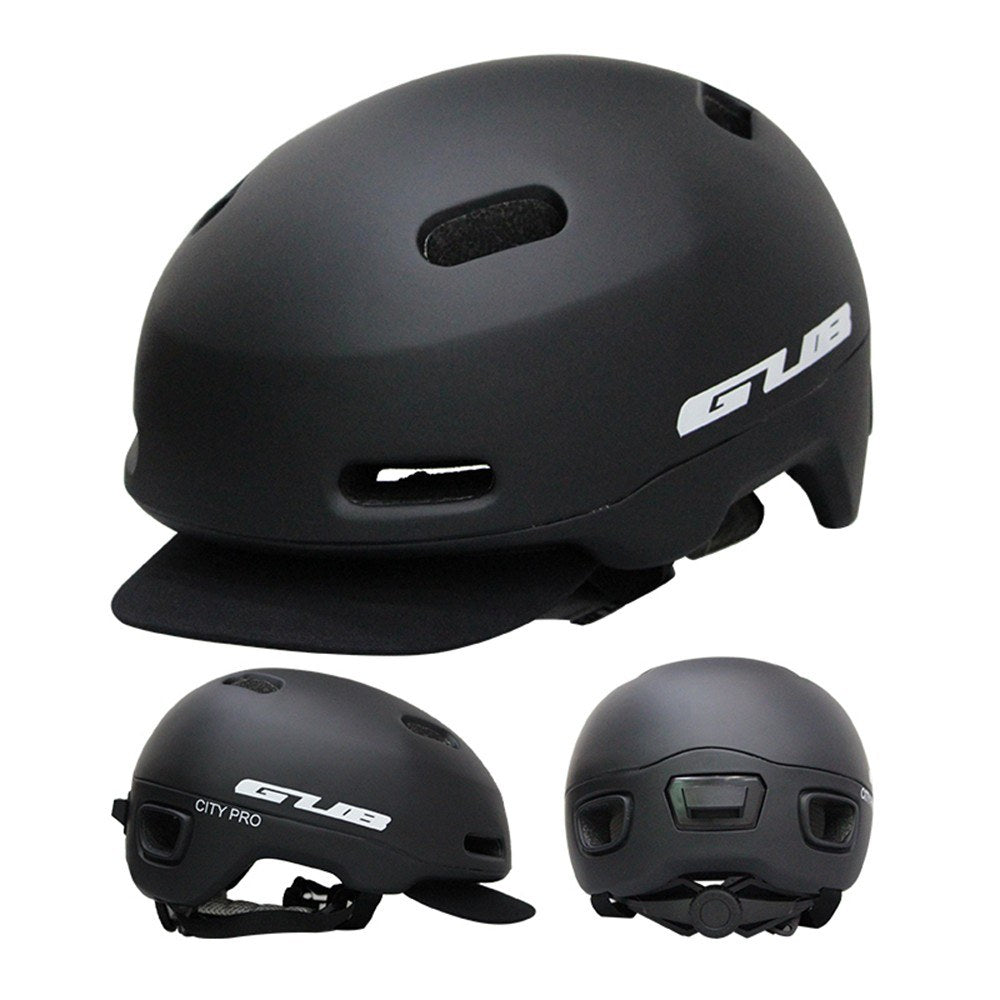 GUB Bicycle MTB Road Bike Helmets Men Women Cycling Helmet with Removable Sun Visor