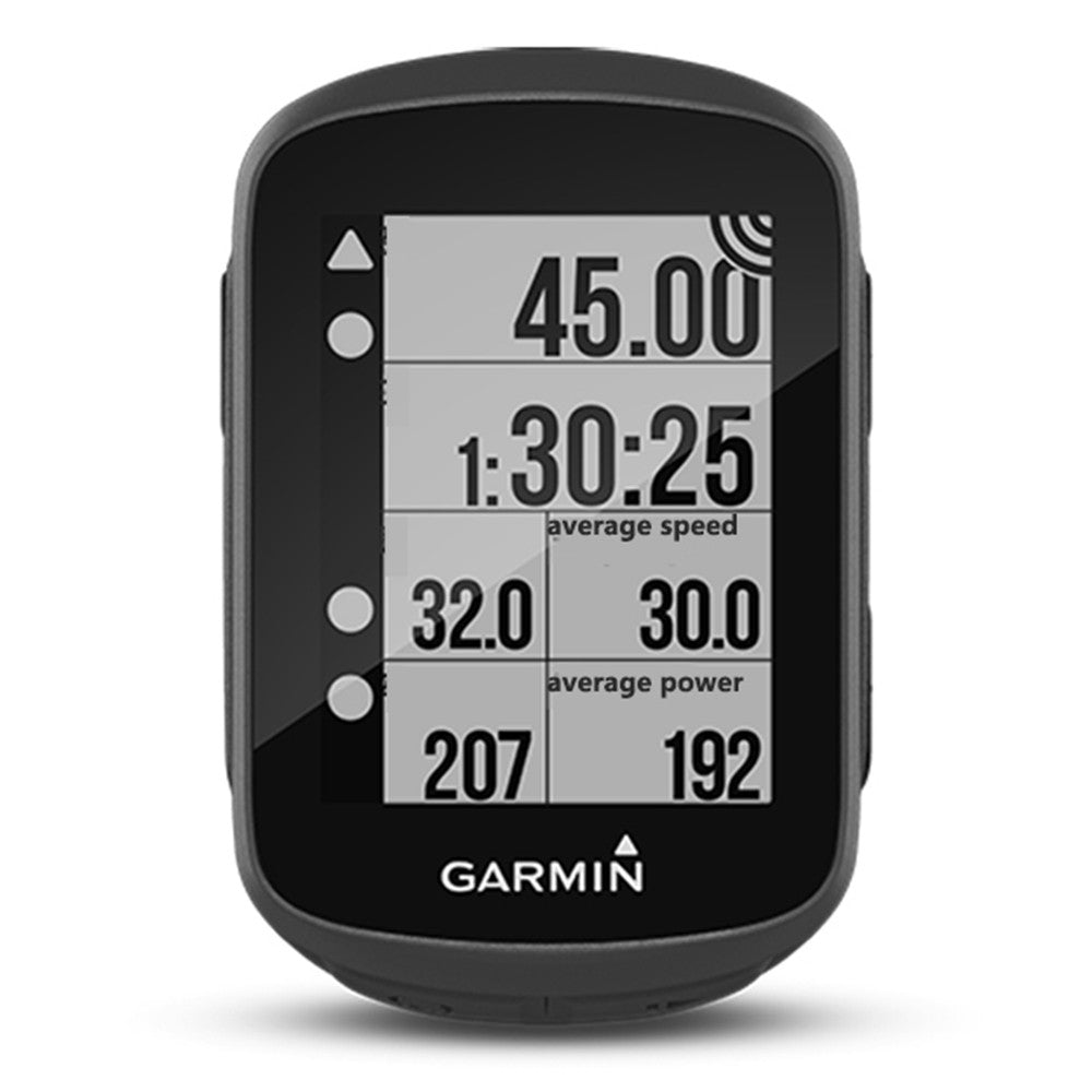 Garmin Edge 130 Bicycle Wireless GPS Computer with Altimeter