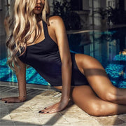 Maternity Sexy One-Piece Swimsuit