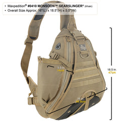 MONSOON™ GEARSLINGER® Maxpedition