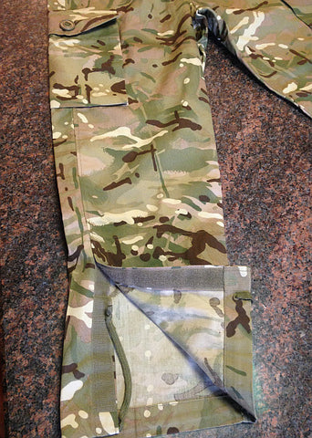BRITISH MULTI TERRAIN CAMO TROUSERS-Wind Proof