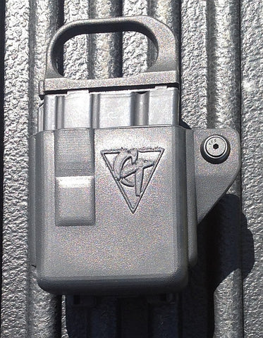 VARIABLE ANGLE AR-15 MAG POUCH : COMP TAC TecLok