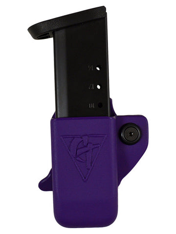 Fixed Angle Pistol Mag Pouch : Comp Tac