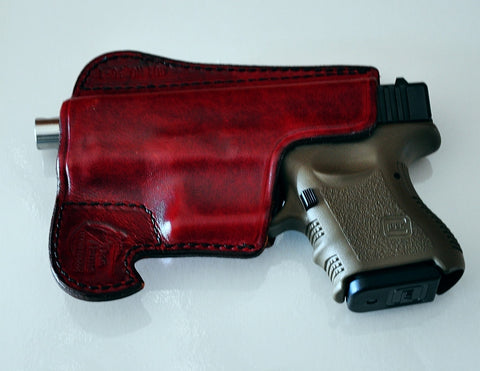 Front Pocket Holster : Don Hume
