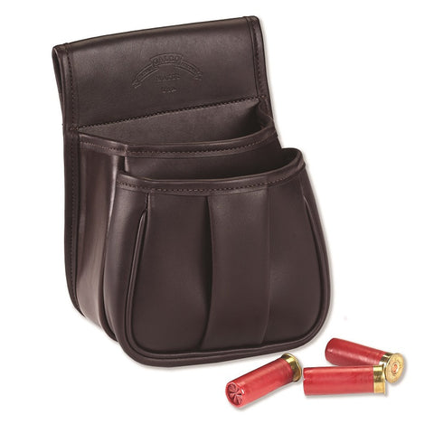 LEATHER TRAP & SKEET POUCH Galco