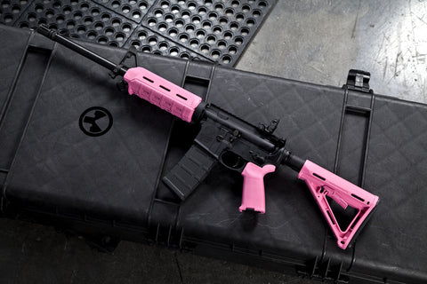 1 PINK Magpul MOE Furniture