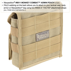 Monkey Combat  Admin Pouch by Maxpedition