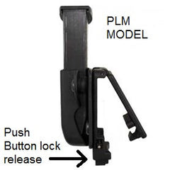 Variable Angle Pistol Mag Pouch : CompTac Tec Lok and PLM Attachments
