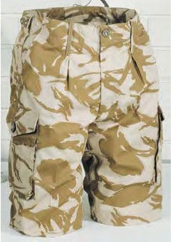 British DPM Combat Shorts