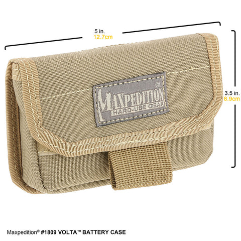 Volta ™ Battery Pouch by Maxpedition