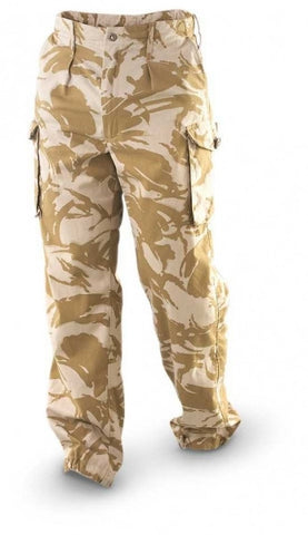 British Desert BDU Pants (Used)
