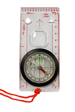 DeLuxe Map Compass- Ultimate Survival Technologies