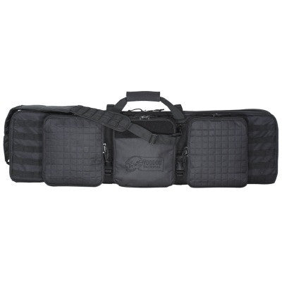 "1 42"" Double Rifle Case (Deluxe) : Voodoo Tactical"