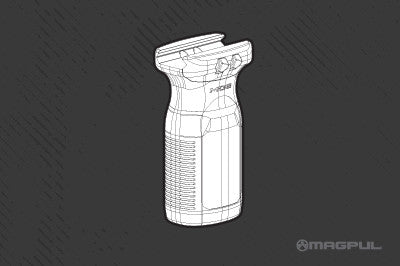 Magpul RVG® - Rail Vertical Grip