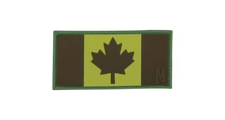 Canada Flag CNFLS, Subdued Moral Patch (Maxpedition)