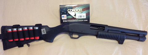 1 Shotgun Reload Buttcuff : Condor US1024: