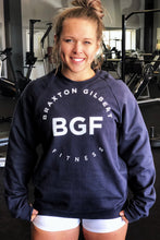 Load image into Gallery viewer, Navy BGF Sweater