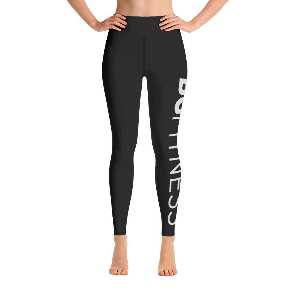 Black BGFitness Yoga Pants