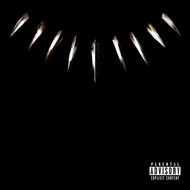 Various Artists- Black Panther The Album Music From And Inspired By (LP)