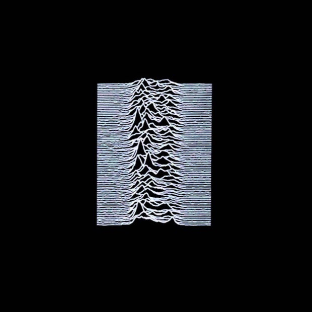 Joy Division - Unknown Pleasures (LP)