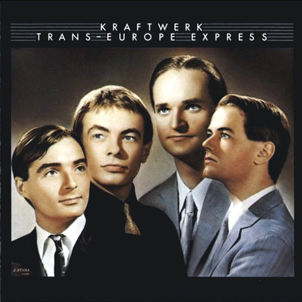 Kraftwerk - Trans Europe Express (LP)