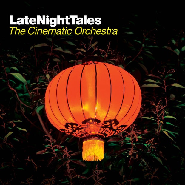 Late Night Tales - Cinematic Orchestra (LPX2)
