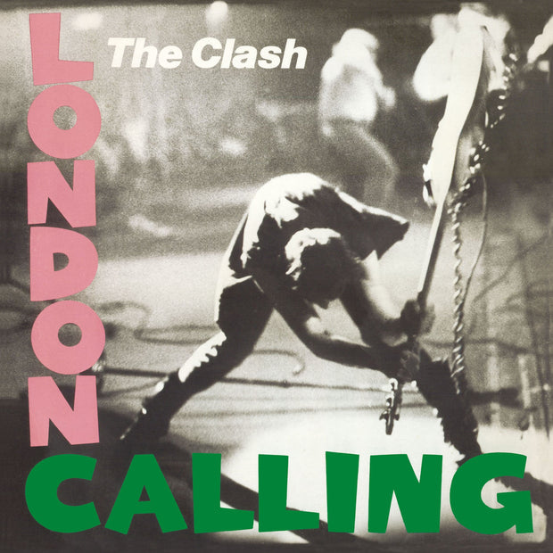 The Clash - London Calling (LP)