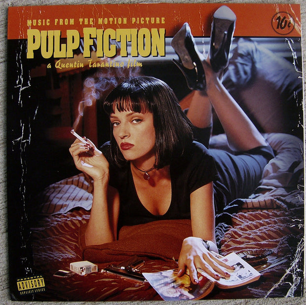Pulp Fiction Soundtrack (LP)