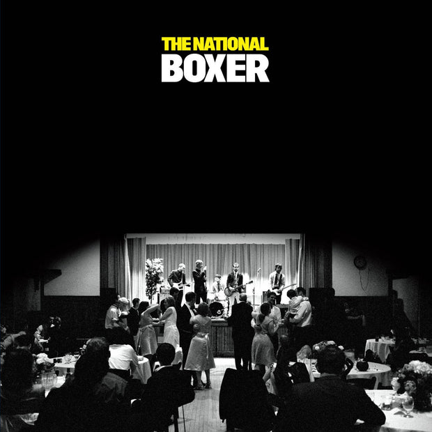 The National - BOXER (LP)