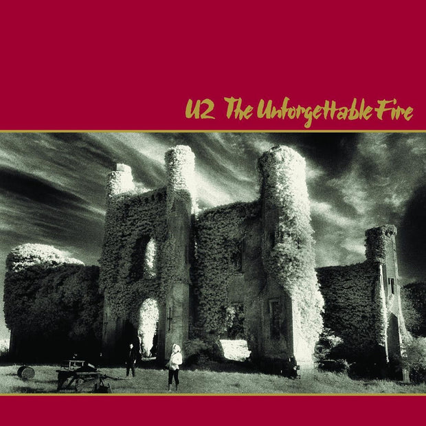 U2 - The Unforgettable Fire (LPX2)