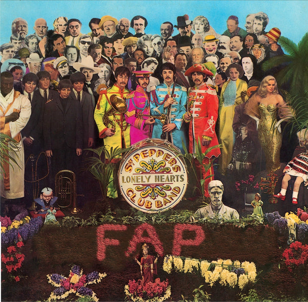 The Beatles - Sgt. Peppers Lonely Hearts Club Band (LP)