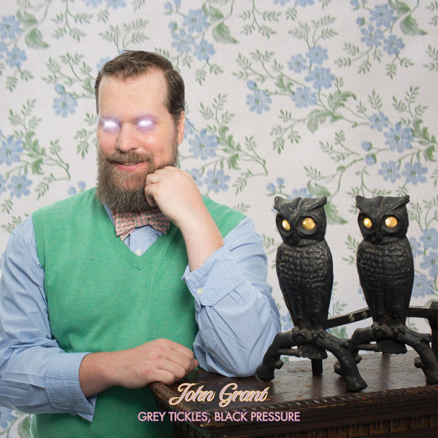 John Grant - Grey Tickles, Black Pressure (LPSET)