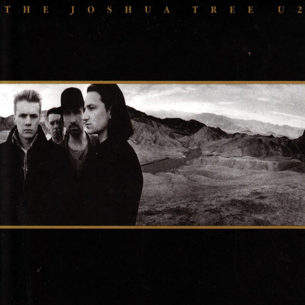 U2 - The Joshua Tree (LPX2)