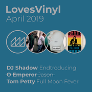 LovesVinyl Subscription - April '19