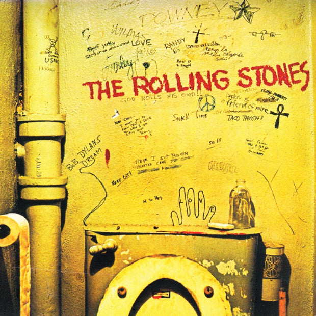The Rolling Stones - Beggars Banquet (LPX3)
